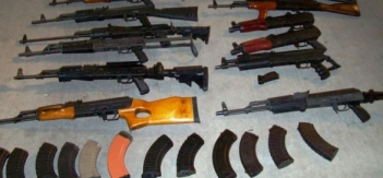 Eagle Pass CBP Officers, Border Patrol Agents Nab 12 AK-47s