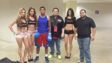 Lara loses split decision to Jesse James Leija, Jr.