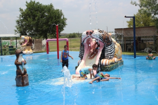 Splashpad to open on Tuesdays and Thursdays